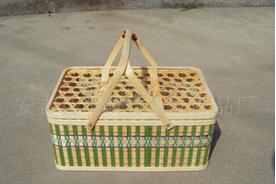 供应鸡蛋竹包装篮,土鸡蛋,柴鸡蛋,有机鸡蛋,笨鸡蛋环保包装