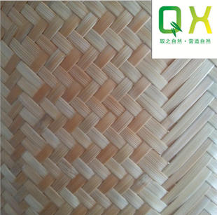 竹編制板 竹編織 高檔裝飾編制材料 純手工 低碳環保