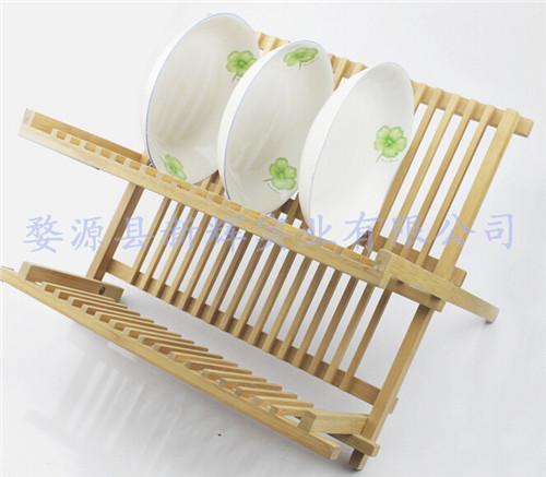 供應【優質】竹碗碟架,碗碟架,瀝水架