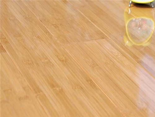 竹地板供應 多款優質楠竹地板 A07系列平壓本色竹木地板 竹業