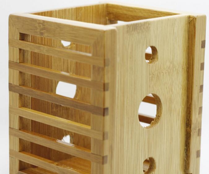厂家直销 原竹筷筒 竹木制品 无漆无蜡 天然防霉