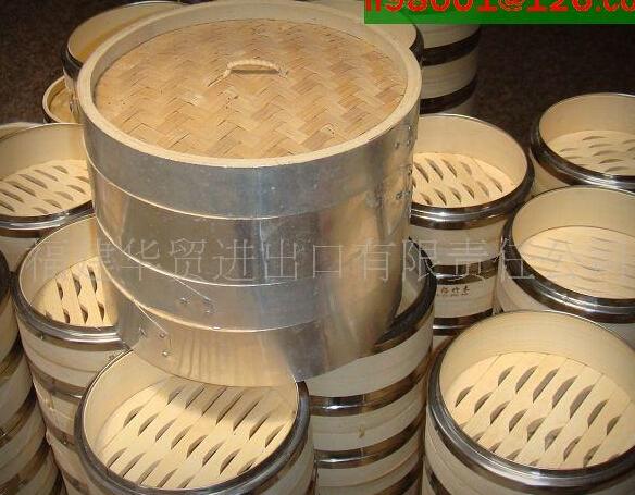 供應竹蒸籠 家庭型竹制蒸籠 各類型竹制蒸籠