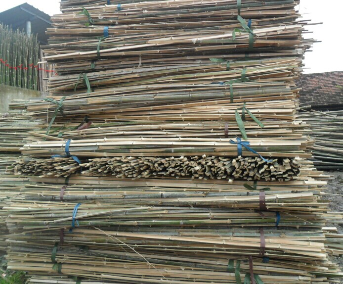 竹片毛竹片小竹片等各类竹制品