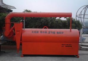 厂家供应 无烟通 环保烘干炉 竹木干燥设备 竹木烘干设备 碳化