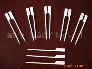 供應一次性竹簽 18cm鐵炮串 帶手柄 方便衛生環保 廠家直銷