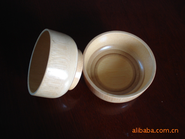 供應竹碗 環保產品 可定制各類規格