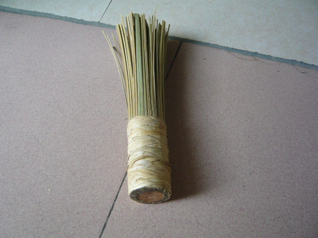 竹锅刷,竹刷,竹锅扫