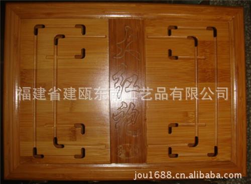 大量供應精品竹茶盒 竹制禮品盒 竹制品 可訂制