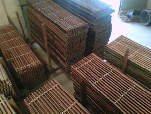 安徽花園竹業碳化竹羊床,創新設計,顛覆傳統1