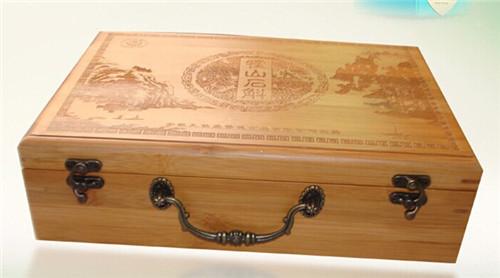 竹制品 竹制盒子 包裝盒 石斛茶葉竹制禮品包裝禮盒