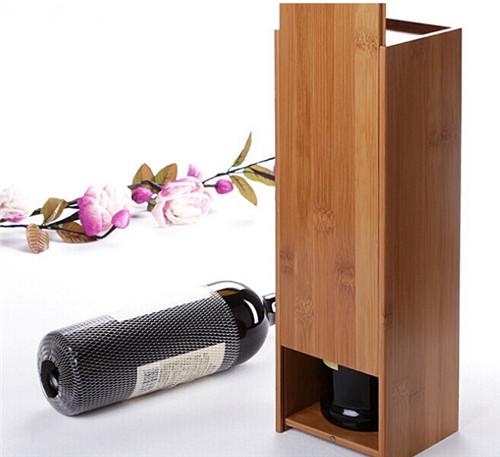 竹制品供應商專業批發定制高檔紅酒盒品類