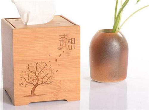 竹制品 竹制禮盒包裝盒 精美時尚竹制茶葉盒