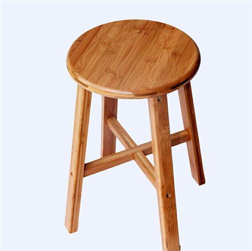 竹制品 竹制小凳子 戶外家具 適合各個年齡段