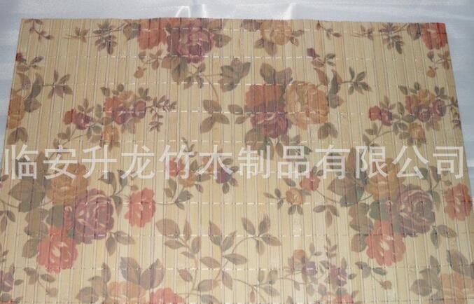 供應竹餐墊 環保竹餐墊 家居用品 各類竹餐墊 生產廠家