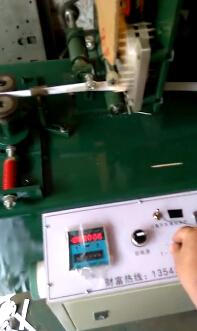 ·我厂供应筷子套机,印刷清晰,废纸小,速度快