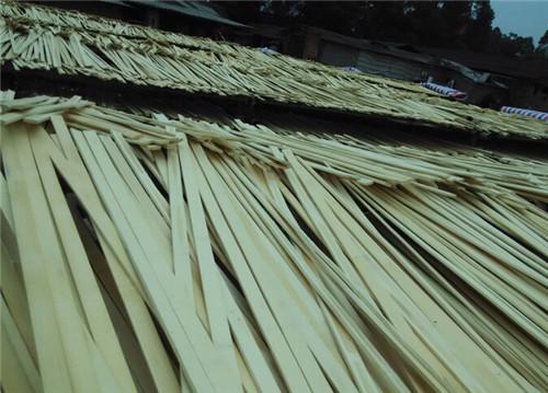 广西产地直销抛光竹片竹床用片毛竹楠竹 批发防霉防虫处理竹制品