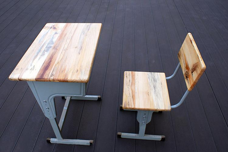 成套學習課桌椅 實木桌椅 竹制課桌椅 學生課桌椅
