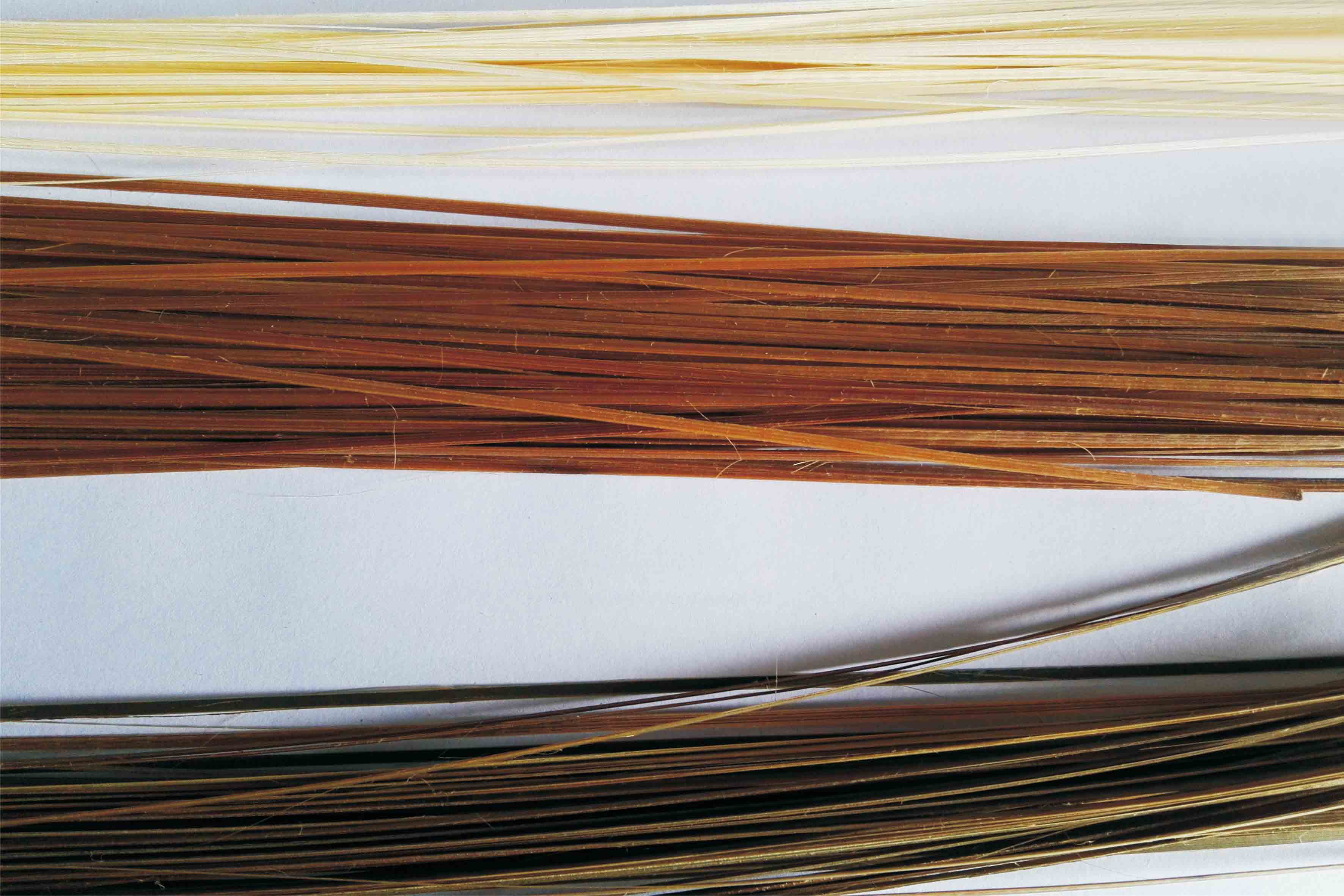 厂家批发定做漂白黄丝 大批量圆竹丝