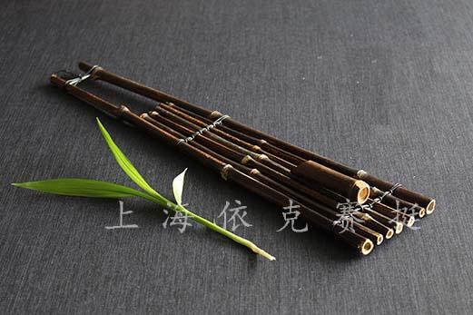 上海竹制品花道裝飾
