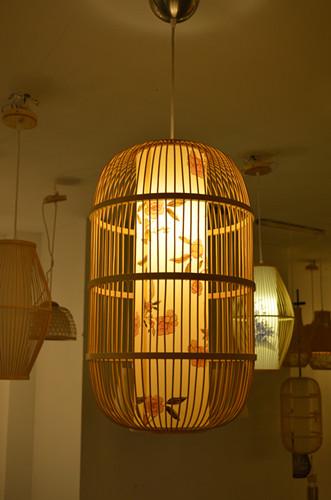 竹藝燈竹工藝品
