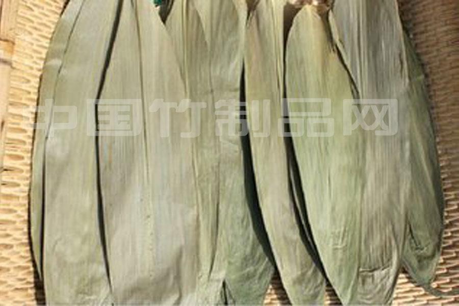 大量干粽叶批发端午节粽叶酒店专用包粽子