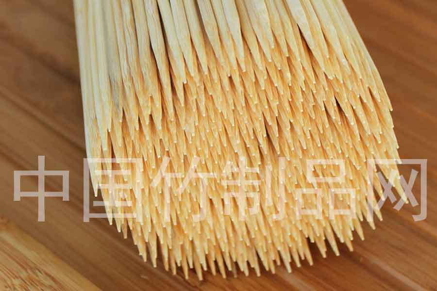 3.0*18印字竹簽燒烤簽