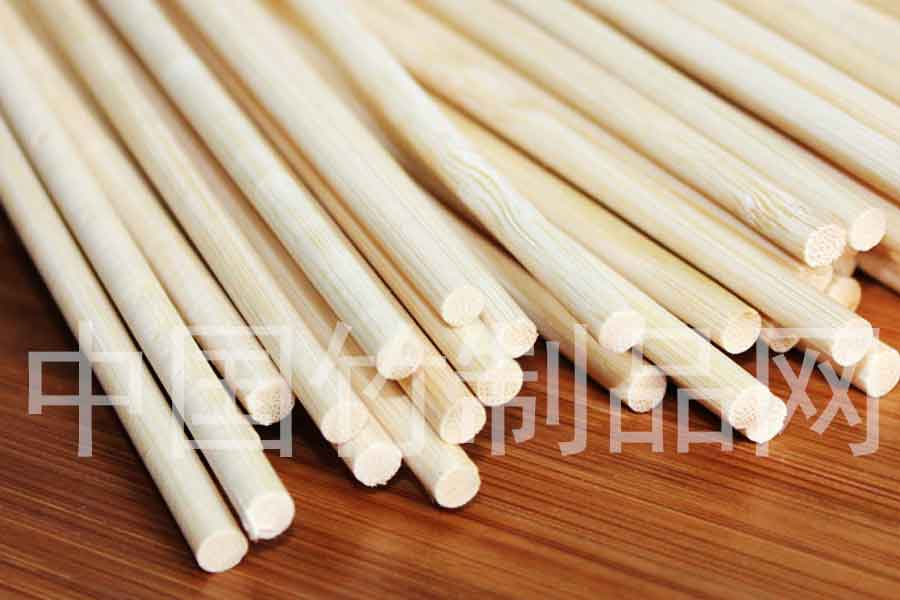 3.0*25印字竹簽燒烤簽