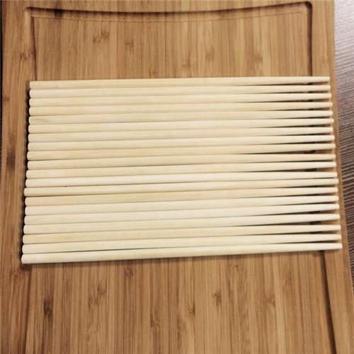 良竹24cm礼品筷子 家庭用 商务小礼品