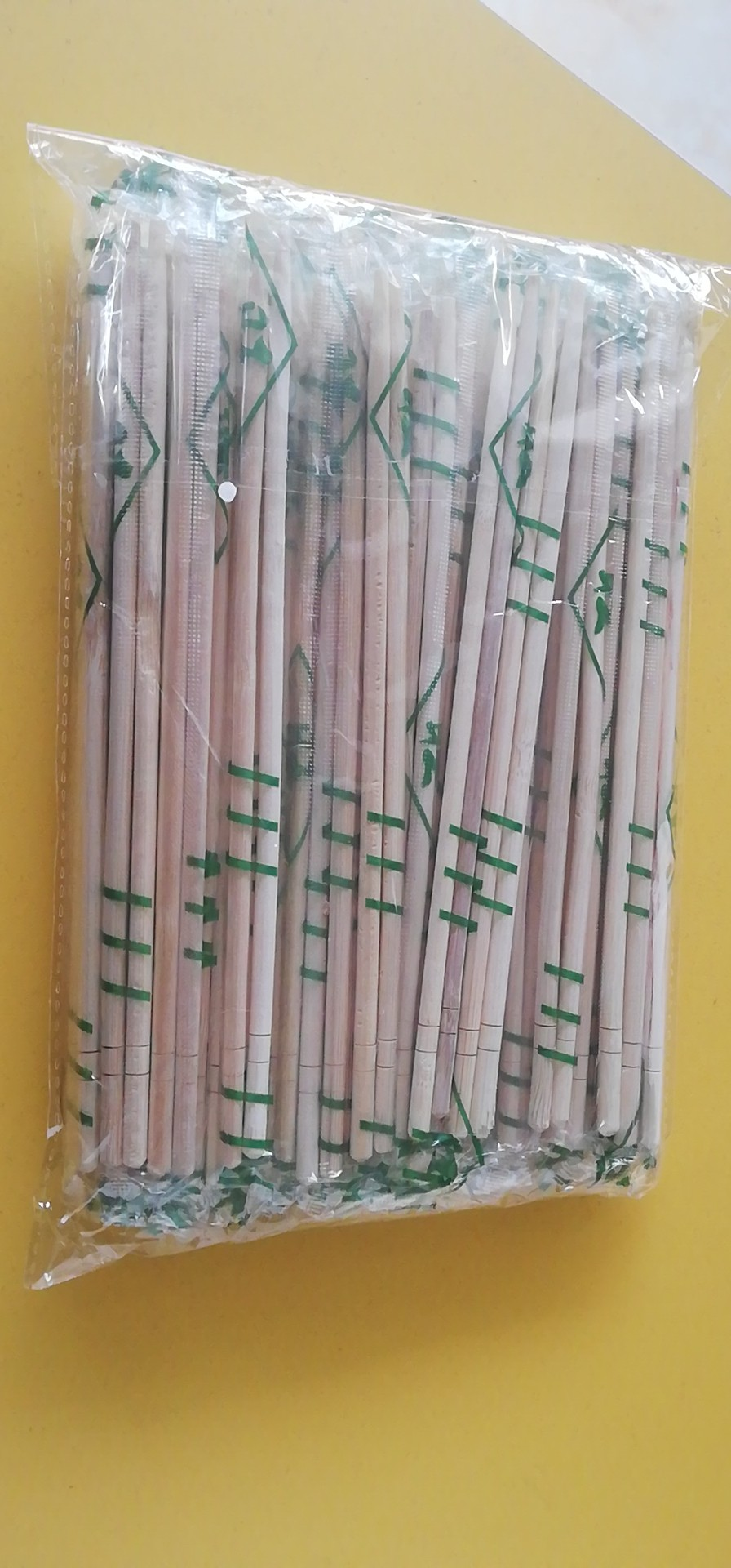 普通一次性圆筷5*20
