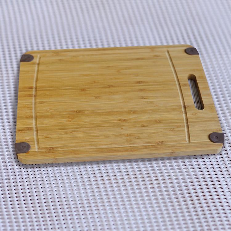 防滑竹菜板,可掛方便耐用