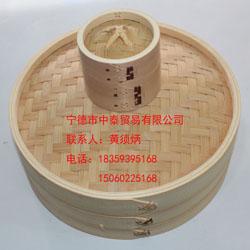 中泰竹木厂家直销 zt001 手工 竹蒸笼
