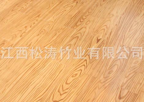 供應 浮雕竹地板