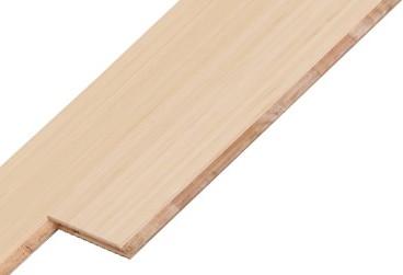 本色侧压竹木复合地板