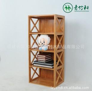 供应优质楠竹4层柜 韩式储物柜