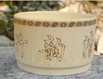 竹碗 竹饭碗 天然竹碗