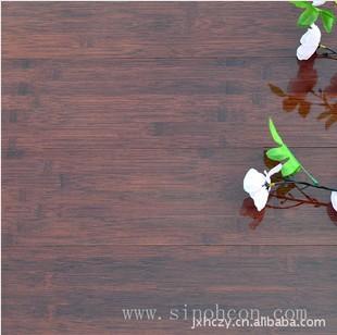 供應水晶竹地板