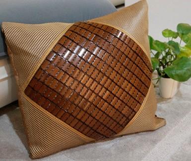 經典碳化抱枕套
