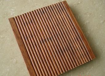 供应常规重竹户外竹地板