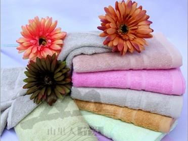供應竹纖維毛巾