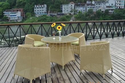 供应时尚藤椅餐桌椅现代风格藤艺沙发椅