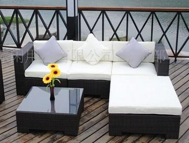 供应户外休闲家具,藤艺沙发