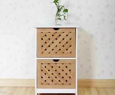 供應簡易抽屜書柜收納矮柜