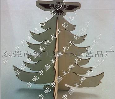 供應木質圣誕樹、木質圣誕飾品