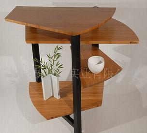 竹電腦桌板材