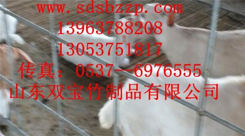 竹 羊床 竹子羊床漏糞板耐腐蝕 羊床防疾病 羊床選擇雙寶竹制品