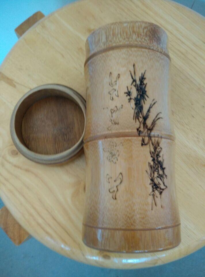 竹工艺品 厂家批发精美竹制碳化茶制杯系列 竹水杯 竹茶杯 竹制品