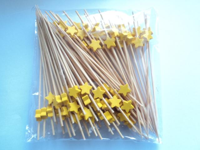 花結串 竹制花結串 一次性花結串