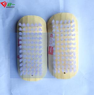 批發直銷永春制造冠一手工竹衣刷 精品竹板洗衣刷
