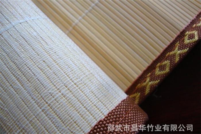 福建廠家批發中低檔涼席 竹席席面光滑無毛刺各種規格齊全