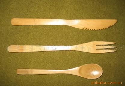 供應竹制品,竹餐具,特色竹制西式餐具